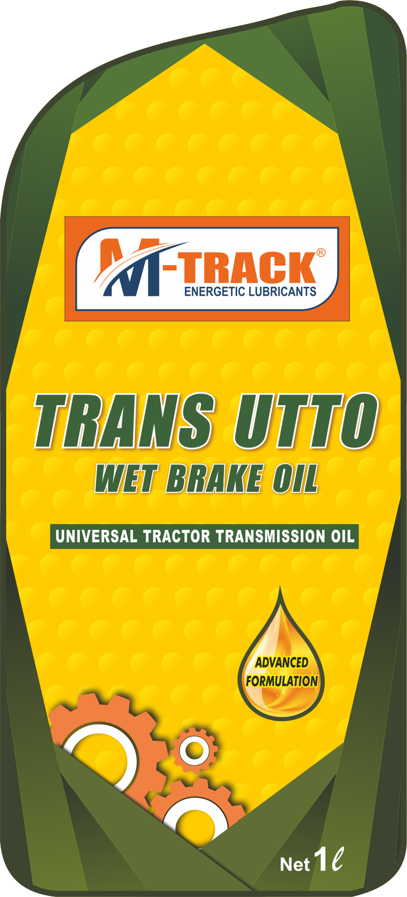 TRANS UTTO WET BREAK OIL